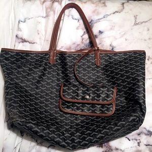 Goyard St. Louis Tote GM Bag